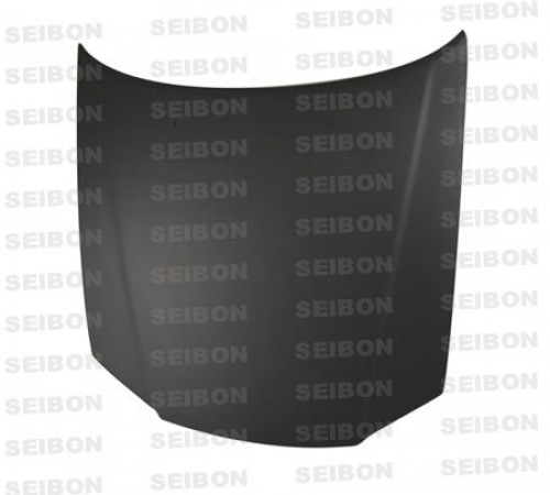 OEM-STYLE DRY CARBON BONNET FOR 1999-2002 NISSAN SKYLINE R34 GT-R*