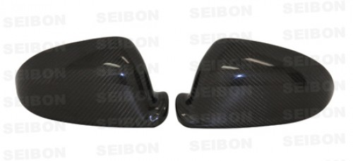 Carbon fibre mirror covers for 2006-2009 Volkswagen Golf GTI