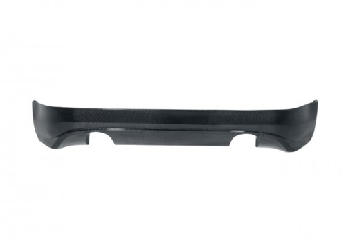 TT-style carbon fibre rear lip for 2002-2005 Nissan 350Z