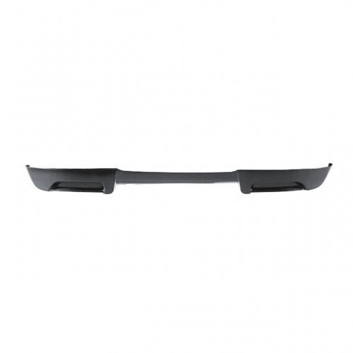 SS-STYLE CARBON FIBRE REAR LIP FOR 2007-2011 TOYOTA YARIS - Straight Weave