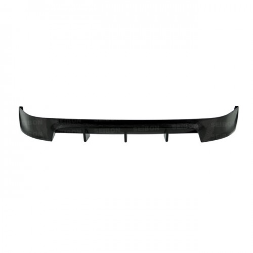 SS-style carbon fibre rear lip for 2011-2012 Chevrolet Cruze