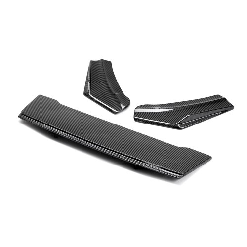 SA-STYLE CARBON FIBRE REAR LIP FOR 2016-2018 FORD FOCUS RS