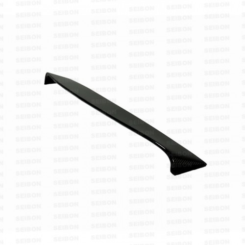 Carbon fibre Rear Roof Spoiler for 2006-2010 Honda Civic Sedan