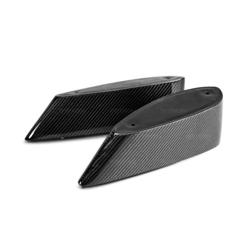 CARBON FIBRE REAR SPOILER ADAPTER FOR 2002-2007 SUBARU IMPREZA / WRX / STI SALOON