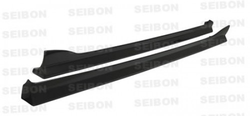AE-STYLE CARBON FIBRE SIDE SKIRTS FOR 2004-2008 MAZDA RX-8