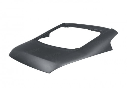 OEM-style DRY CARBON boot lid for 2002-2008 Nissan 350Z..*ALL DRY CARBON PRODUCTS ARE MATTE FINISH!
