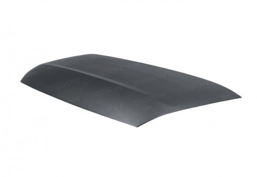 OEM-style DRY CARBON boot lid for 2002-2008 Nissan 350Z Spyder..*ALL DRY CARBON PRODUCTS ARE MATTE FINISH!