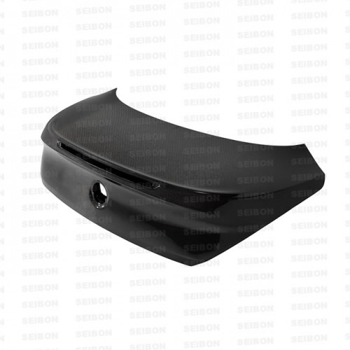 OEM-style carbon fibre boot lid for 2006-2010 BMW E63 Coupe LCI / M6