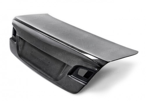 CSL-STYLE CARBON FIBRE BOOT LID FOR 2007-2013 BMW E92 3 SERIES / M3 COUPE