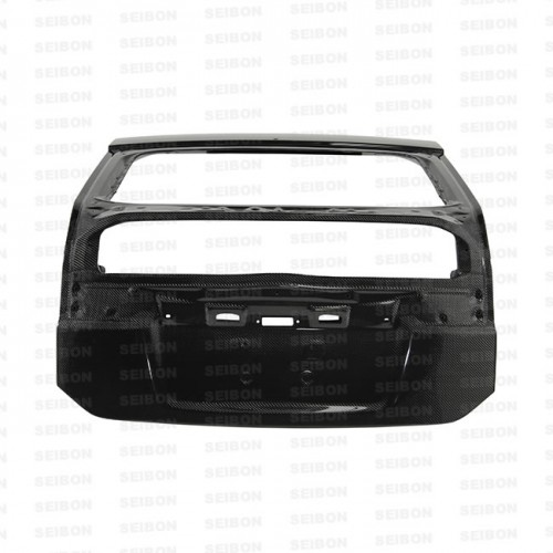 OEM-style carbon fibre boot lid for 2010-2011 Toyota Prius