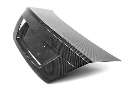 CARBON FIBRE BOOT LID FOR 2012-2015 MERCEDES-BENZ C-CLASS / C63 AMG COUPE