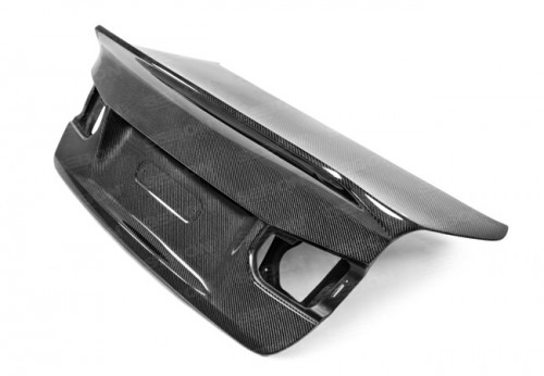 CSL-STYLE CARBON FIBRE BOOT LID FOR 2012-2018 BMW F30 3 SERIES / F80 M3 SALOON (Shaved)