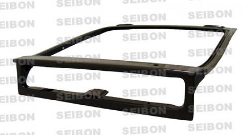 OEM-style carbon fibre boot lid for 1988-1991 Honda CRX