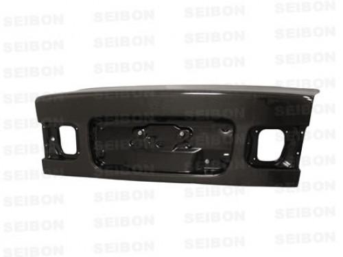 OEM-style carbon fibre boot lid for 1996-2000 Honda Civic 2DR