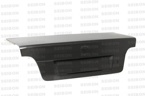 OEM-style carbon fibre boot lid for 1997-2003 BMW E39