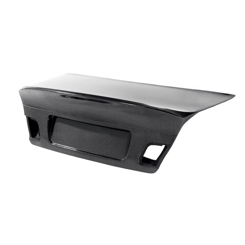 CSL-STYLE CARBON FIBRE BOOT LID FOR 2000-2006 BMW E46 3 SERIES / M3 COUPE