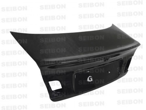 CSL-STYLE CARBON FIBRE BOOT LID FOR 1999-2005 BMW E46 3 SERIES SALOON