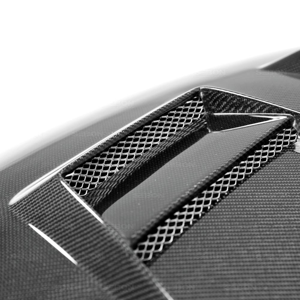 Oem Style Carbon Fibre Bonnet For 2015 2019 Volkswagen: DV-STYLE CARBON FIBRE BONNET FOR 2015-2019 VOLKSWAGEN GOLF