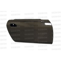 OEM-style carbon fibre doors for 2000-2010 Honda S2000 *OFF ROAD USE ONLY! (pair)