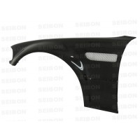 CARBON FIBRE GUARDS FOR 2001-2006 BMW E46 M3