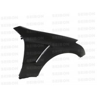 Carbon fibre guards for 2003-2007 Infiniti G35 2DR (10mm Wider) (pair)