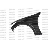 carbon fibre guards for 2008-2010 Infiniti G37 4DR (pair)