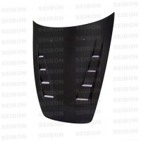 MG-style carbon fibre bonnet for 2000-2010 Honda S2000