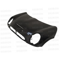 OEM-STYLE CARBON FIBRE BONNET FOR 2002-2006 BMW MINI COOPER