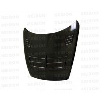 TSII-STYLE CARBON FIBRE BONNET FOR 2004-2011 MAZDA RX-8