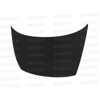 OEM-style carbon fibre bonnet for 2006-2010 Honda Civic 4DR