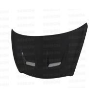 DV-Style Carbon fibre bonnet for 2007-2008 Honda Fit