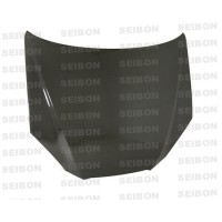 OEM-style carbon fibre bonnet for 2008-2012 Hyundai Genesis 2DR