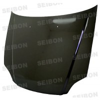 OEM-style carbon fibre bonnet for 1996-1998 Honda Civic