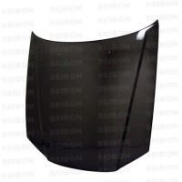 OEM-style carbon fibre bonnet for 1999-2001 Nissan Skyline R34 GT-R