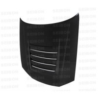 DS-style carbon fibre bonnet for 1999-2001 Nissan Skyline R34 GT-S