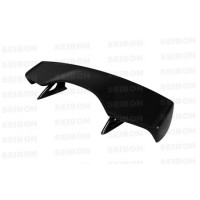 TF-style carbon fibre rear spoiler for 2000-2010 Honda S2000