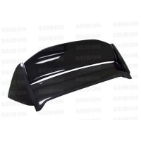 MG-style carbon fibre rear spoiler for 2002-2005 Honda Civic Si