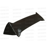 TR-style carbon fibre rear spoiler for 2002-2005 Honda Civic Si