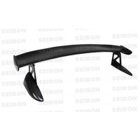 MG-style carbon fibre rear spoiler for 2006-2010 Honda Civic 4DR