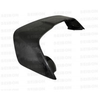 OEM-style carbon fibre rear spoiler for 2008-2012 Mitsubishi Lancer EVO X