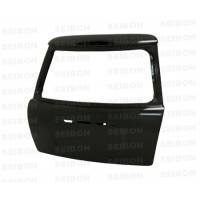 OEM-style carbon fibre boot lid for 2002-2006 BMW Mini Cooper