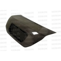 OEM-style carbon fibre boot lid for 2006-2010 Honda Civic 2DR