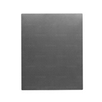SINGLE-LAYER CARBON FIBRE PRESSED SHEET