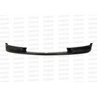 OEM-style carbon fibre front lip for 2004-2008 Mazda RX8
