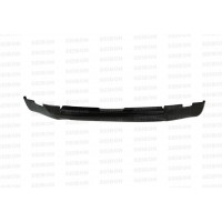 TS-style carbon fibre front lip for 2006-2008 Nissan 350Z