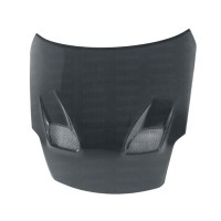 TSII-style carbon fibre bonnet for 2002-2006 Nissan 350Z