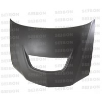 OEM-style DRY CARBON bonnet for 2003-2007 Mitsubishi Lancer EVO..*ALL DRY CARBON PRODUCTS ARE MATTE FINISH!