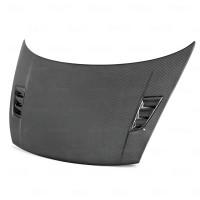 MGII-style carbon fibre bonnet for 2006-2010 Honda Civic 4DR