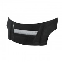 VSII-STYLE CARBON FIBRE BONNET FOR 2007-2011 TOYOTA YARIS - Straight Weave