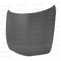 OEM-style carbon fibre bonnet for 2008-2010 Infiniti G37 4DR